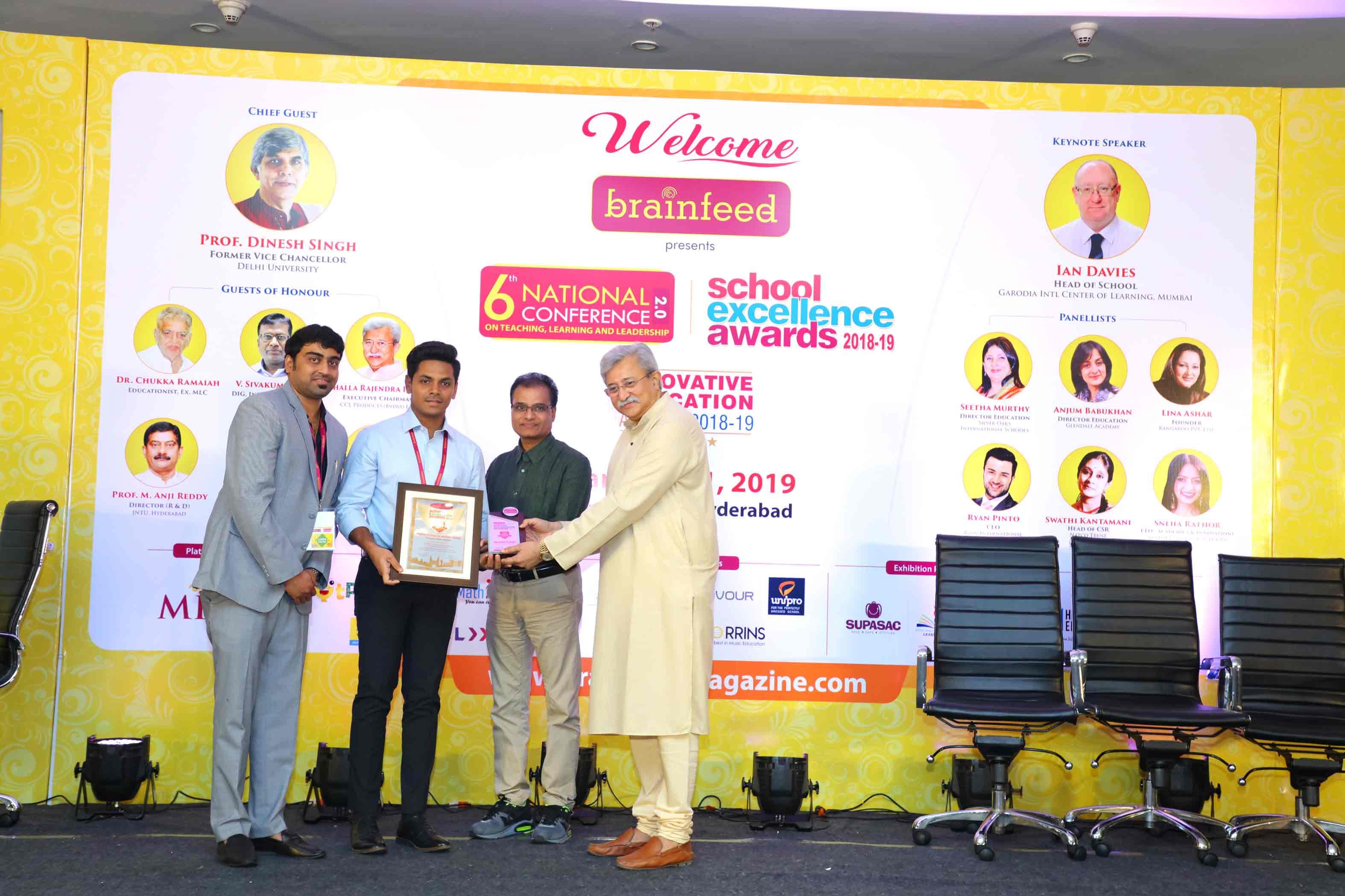 Chaitanya-EM-School,-Thirupati,-A.P.