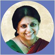 Geeta Ramanujam Founder & Director Kathalaya Trust, Bangalore